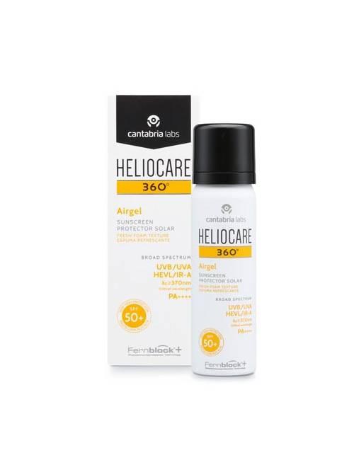 Heliocare 360 Airgel SPF50+ 60 Ml