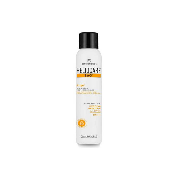 Heliocare 360º Airgel Corporal 200 Ml.