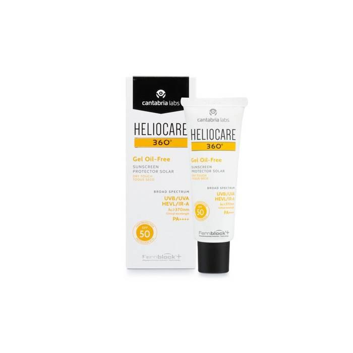 Heliocare 360 Gel Oil-Free SPF50