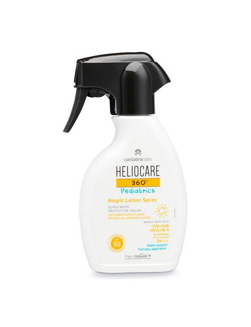 Heliocare 360 Pediatrics Locion Spray 200 Ml.