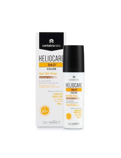 Heliocare 360º Color Gel Oil-Free SPF50+ Bronze Intense