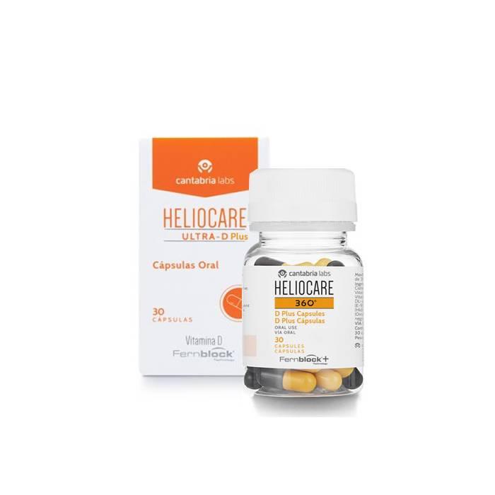 Heliocare 360 D Plus 30 Cápsulas