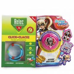 Relec Pulsera Click-Clack Harley Quinn