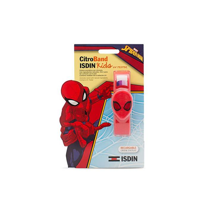 Isdin Citroband Kids Pulsera Spiderman