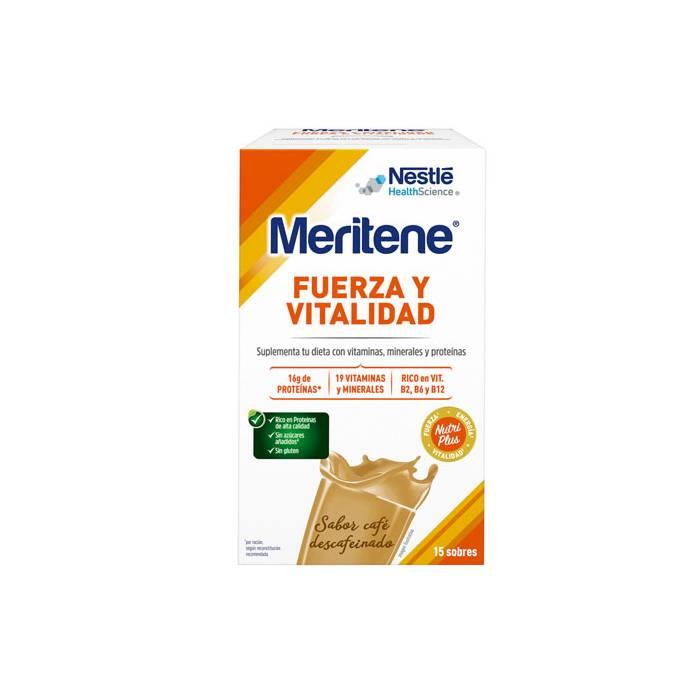 Meritene Batidos Café 15 Sobres