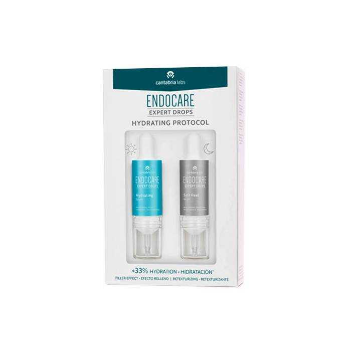 Endocare Expert Drops Hydrating Protocol 2X10 Ml.