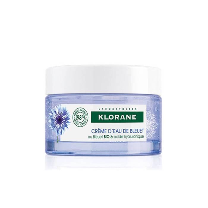 Klorane Gel-Crema al Agua de Aciano 50 Ml.