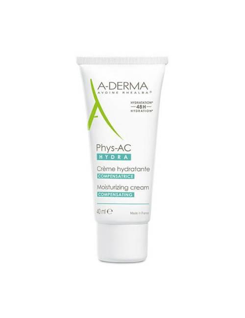 A-Derma Phys-AC Hydra Crema Compensadora 40 Ml.