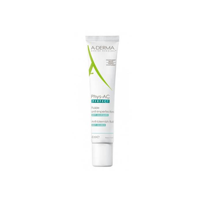 A-Derma Phys-AC Perfect Fluido Anti-Imperfecciones 40 Ml.