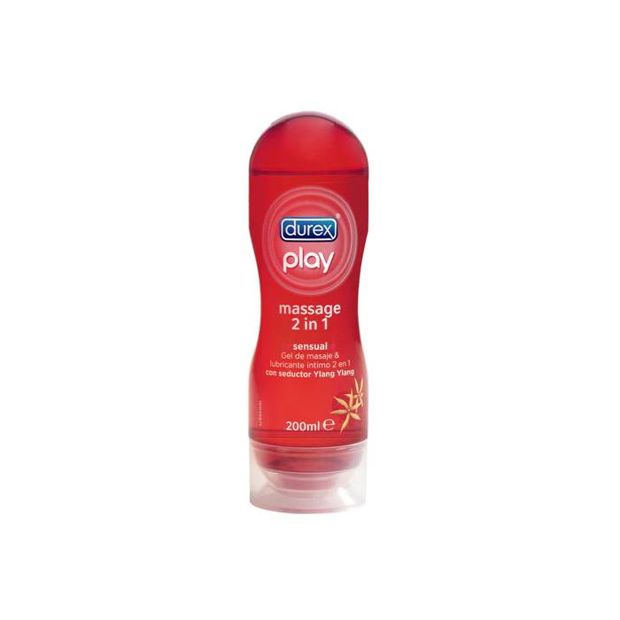 Durex Play Massage 2 en 1 Sensual 200 Ml.