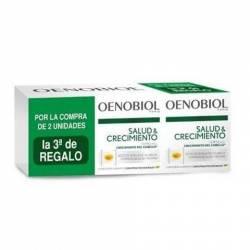 Oenobiol Capilar Salud y Crecimiento 3x60 Cápsulas