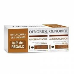 Oenobiol Autobronceador Triplo 3 x 30 Cápsulas