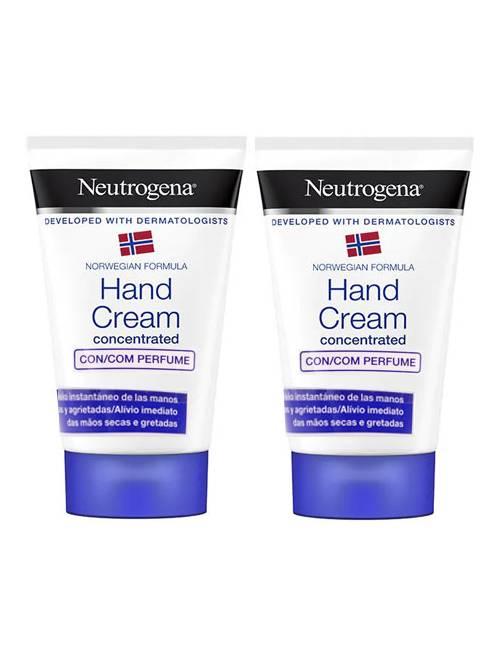 Neutrogena Crema de Manos Duplo 2x50Ml.