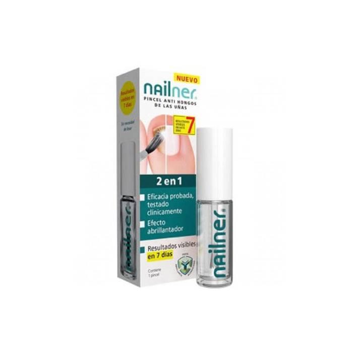 Nailner Repair Pincel 2 en 1