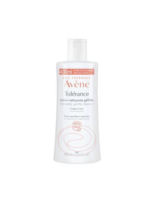 Avene Tolerance Locion Limpiadora 400 Ml.