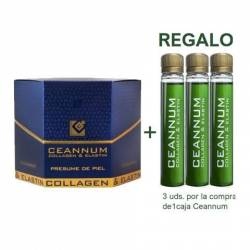 Ceannum Colágeno y Elastina 10 Viales + regalo