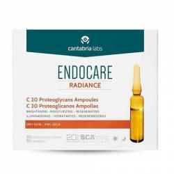 Endocare Radiance C20 Proteoglicanos 30 Ampollas