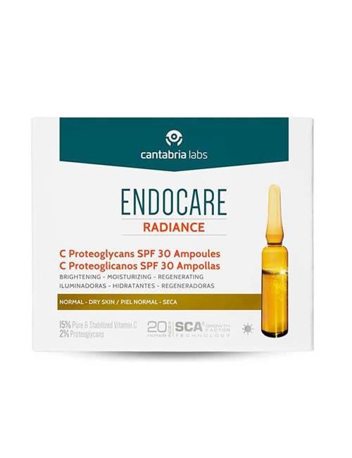Endocare Radiance C Proteoglicanos SPF 30 Ampollas